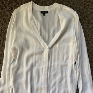 White work blouse